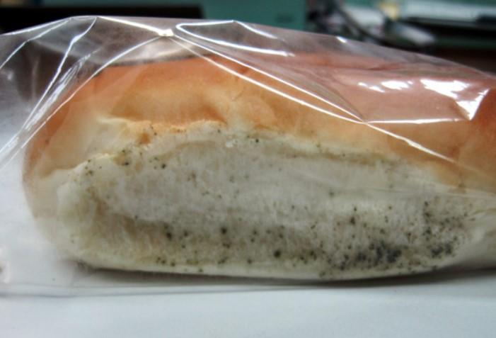 千葉県の私立中学校で給食に黒カビのパン
