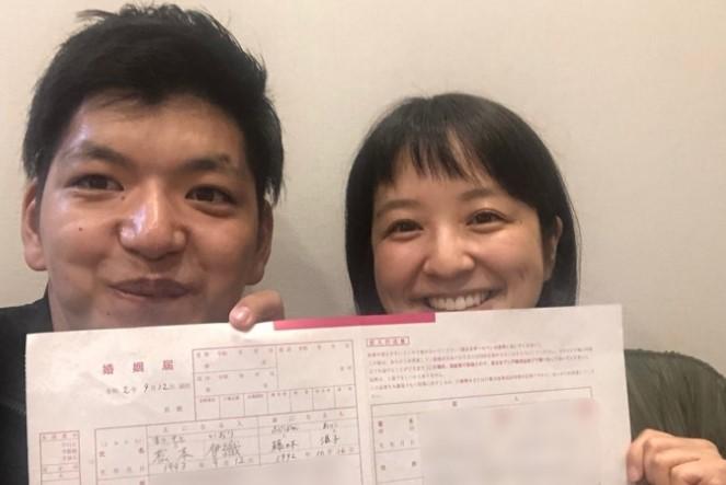 からし蓮根・伊織&MBS・藤林温子アナが結婚発表