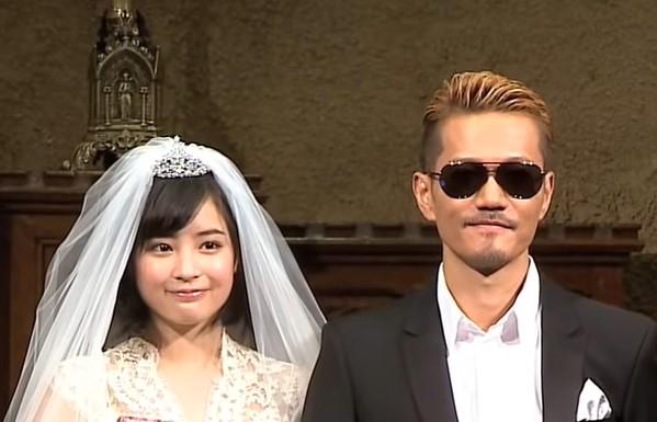 EXILE ATSUSHI 結婚